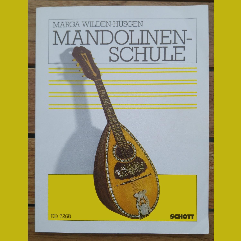 Mandolinenschule von Marga Wilden-Hüsgen