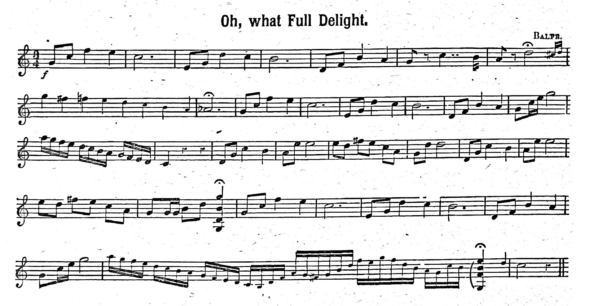 Francis & Day's Mandoline Tutor Walter Redmond Oh what full delight Balfe