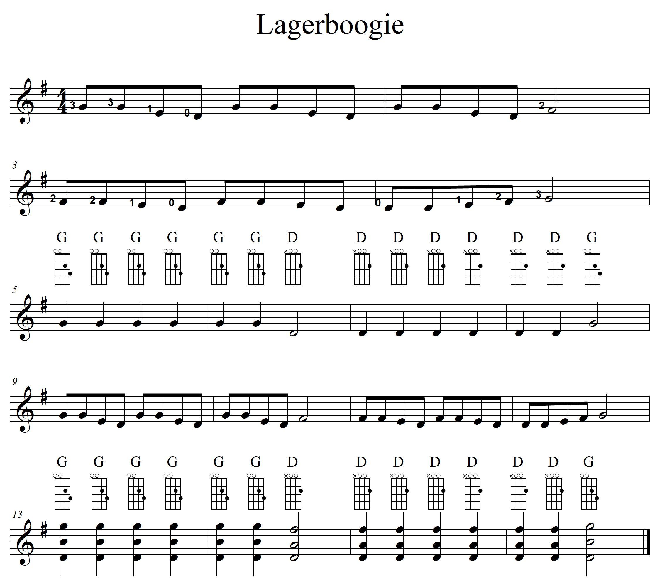 Lagerboogie