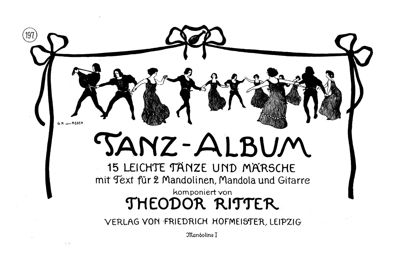 Theodor Ritter Tanzalbum