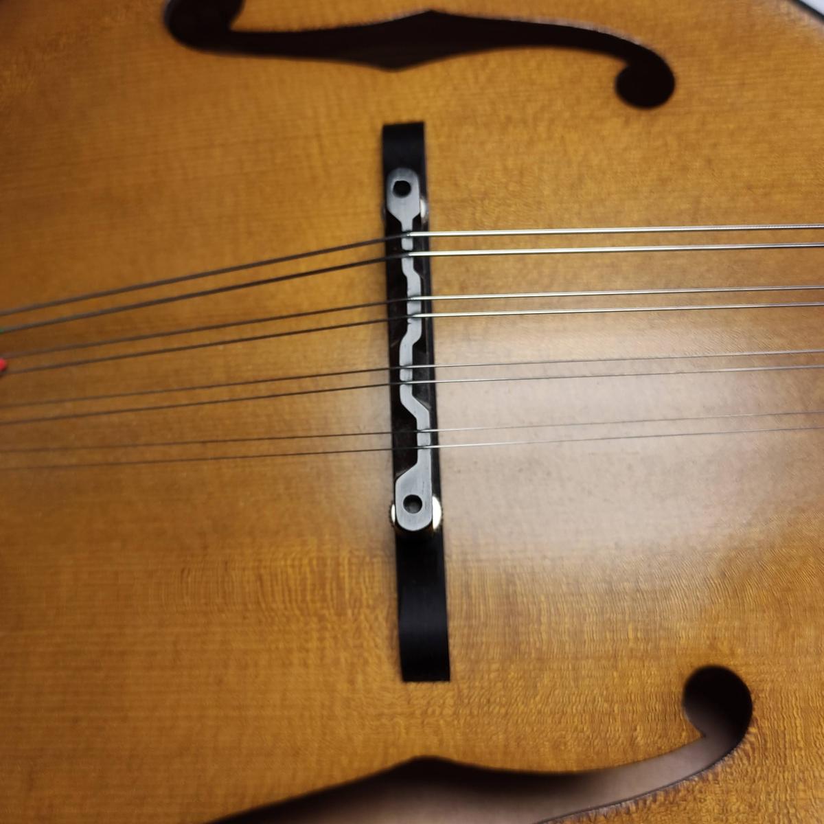 Mandoline Steg Gibson A9 Bluegrass Kompensation
