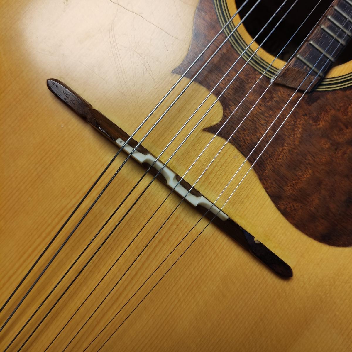 Mandoline Steg Suzuki M-20 typisch japanischer Steg