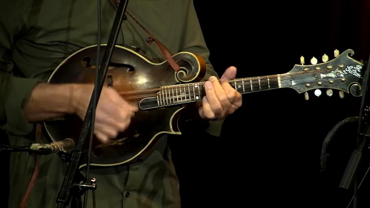 John Reischman - Gibson Mandoline