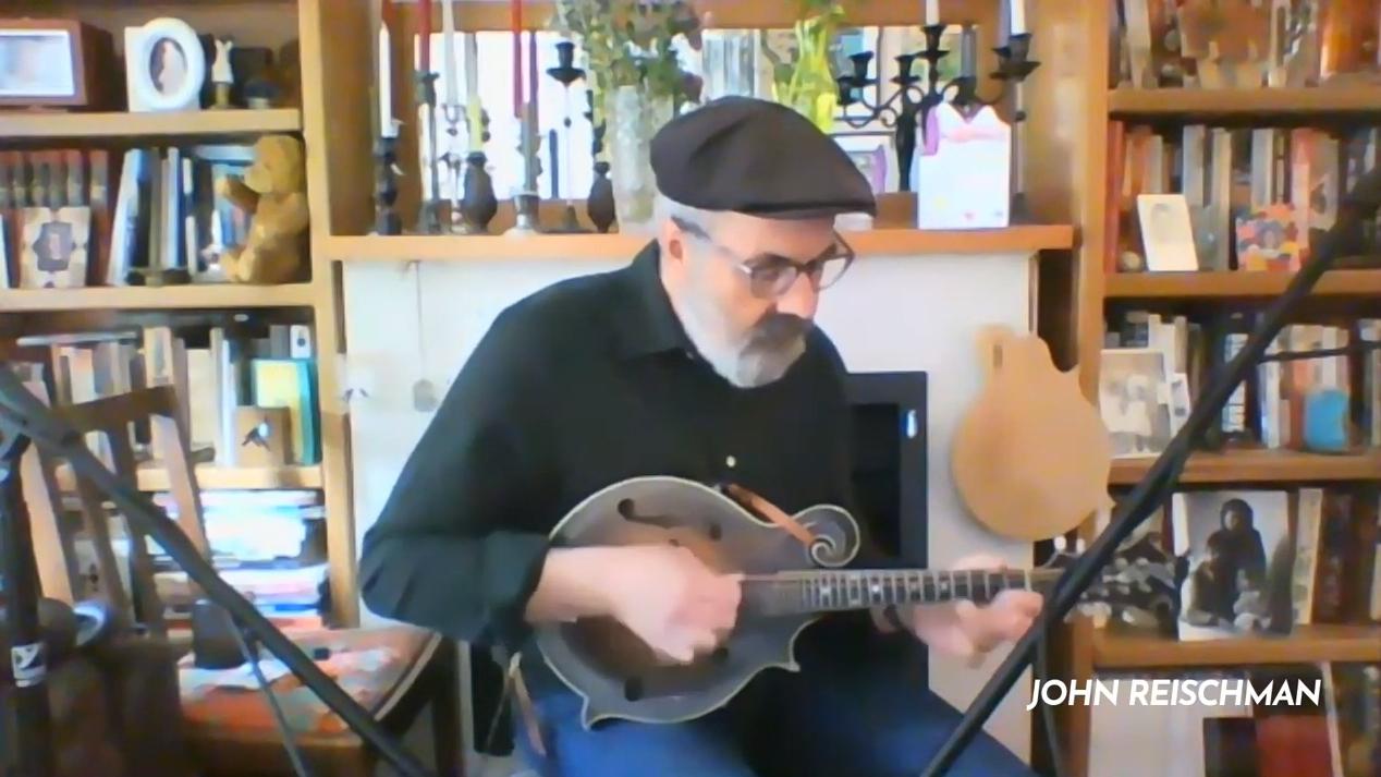 John Reischman Master Mandolinist