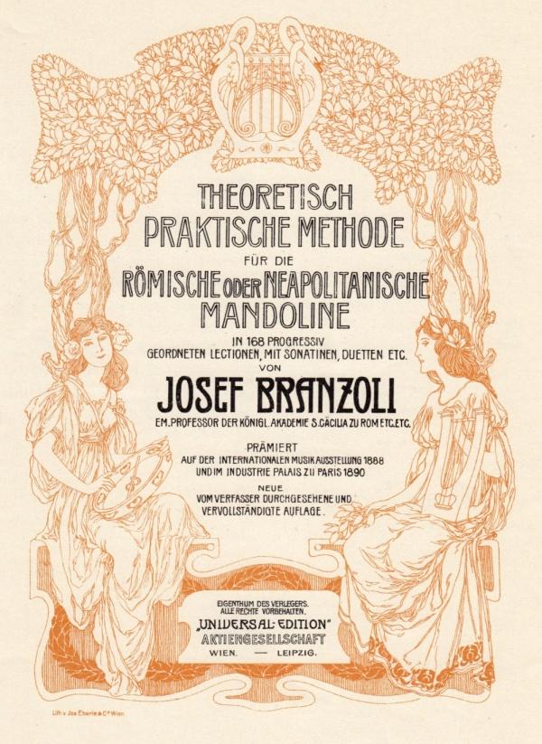 Cover Giuseppe Branzoli